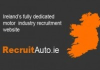 RecruitAuto.ie welcomes best employment numbers since 2008