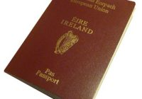 Massive surge in number Of Irish passports issued in 2016
